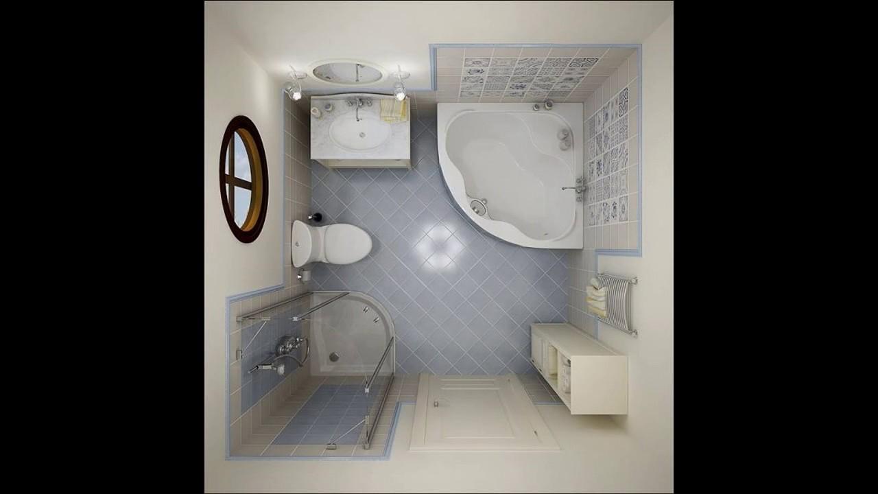 kleine badezimmer design ideen fotogalerie - youtube