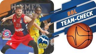 Der große BBL Team-Check – Basketball Bundesliga 2019/20