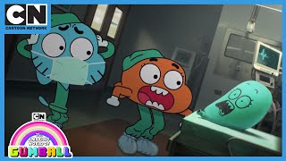 The Amazing World of Gumball | Life Saving Elmore Biology | Cartoon Network