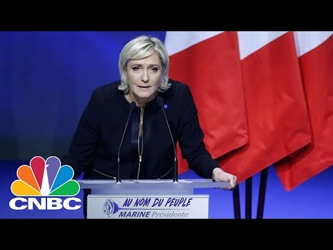 Marine Le Pen Temporarily Steps Down As Party Leader | CNBC