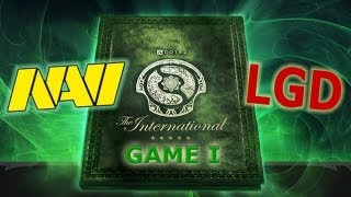 The International 3. Na`Vi vs LGD.cn game 1. Болеем за наших вместе с Dota Discovery(Подписаться: http://www.youtube.com/subscription_center?add_user=mrdotadiscovery ( ͡° ͜ʖ ͡°) ➨ Мы Вконтакте: http://vk.com/dotadiscovery ..., 2013-08-07T09:14:01.000Z)