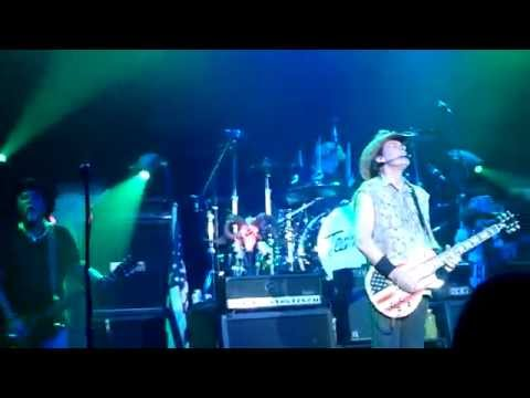 Ted Nugent - Queen of the Forest - Gothic Theater - Denver - 7-30-2014