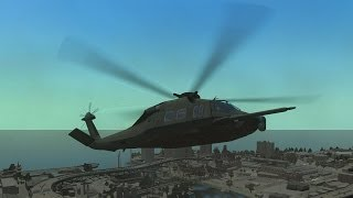 GTA IV MH-X Silent Hawk [EPM] Gameplay (HD)