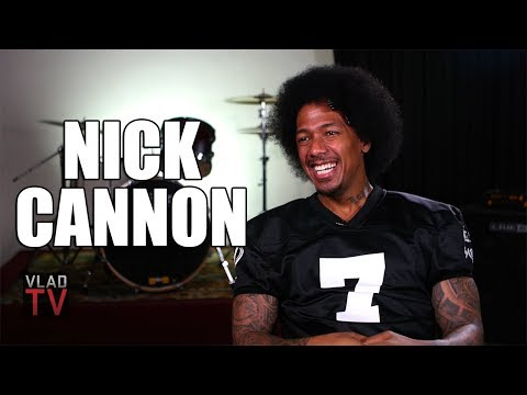 Nick Cannon on Two Wild 'N Out Girls Having His Face Tatted on Them (Part 1)