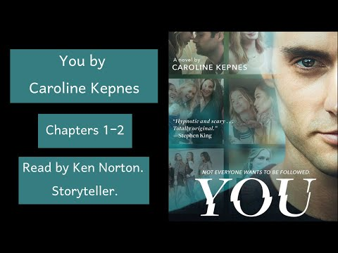 You by Caroline Kepnes - Chapters 1-2 (Audiobook) Mp3