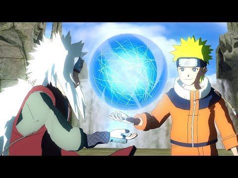 All Rasengan Users Ultimate Jutsus - Naruto Shippuden Ultimate Ninja Storm 4 Road to Boruto