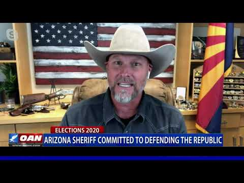 Ariz. sheriff committed to defending the republic