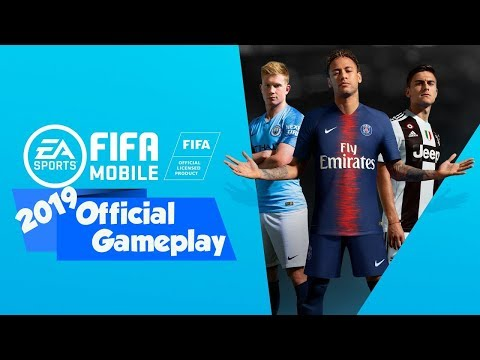 FIFA Mobile 19 Official Gameplay (Android / IOS) #1