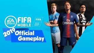 Download Video FIFA Mobile 19 Official Gameplay (Android / iOS) #1 MP3 3GP MP4