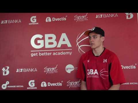 Interview with Tomas Mikyska - Czech U16 national team player