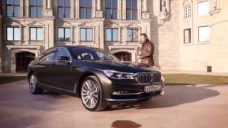 BMW 7series - Наши тесты