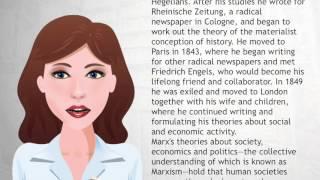 Karl Marx - Wiki Videos