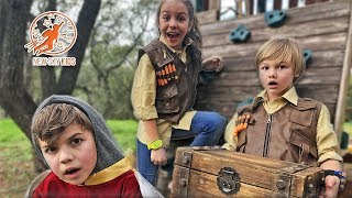 Treasure Hunter Kids 6 - The Knight, The Magic Sword and The Treasure
