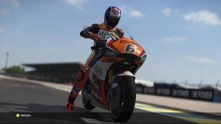 Yamaha Forward Yamaha 2015 - Valentino Rossi The Game - MotoGP 16 - Test Ride Gameplay (HD) [1080p]