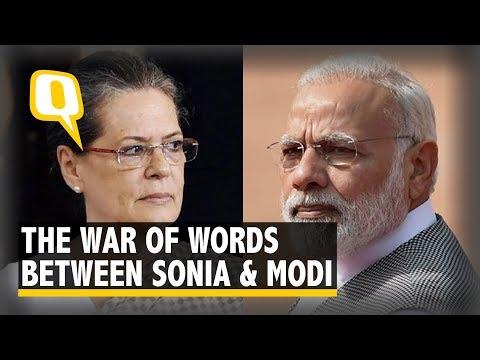 Sonia Gandhi, PM Modi Face-Off Before Karnataka Elections | The Quint