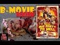 PARTY BUS TO HELL ( 2018 Tara Reid ) Horror B-Movie Review