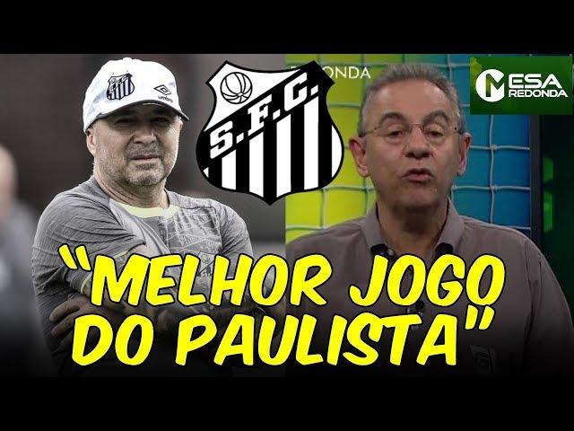 Santos 3 x 2 Oeste | O MELHOR JOGO do Paulistão até aqui? (03/03/19)