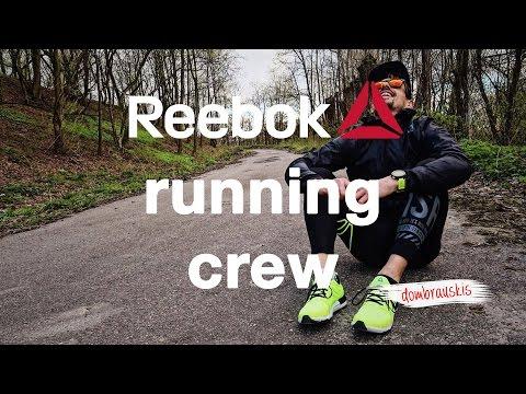 Reebok Running Crew