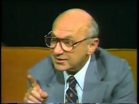 Milton Friedman buries Marxist Lawyer (1978)