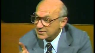 Milton Friedman buries Marxist Lawyer (1978)