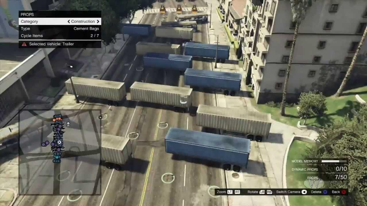 GTA 5 MAP EDITOR  NEW  YouTube