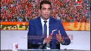 """شادى محمد """"الاداء امام غزل المحلة سيىء , واللاعبين مقصرين"""""""