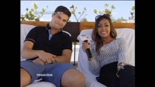 TeenNick Top 10: Melinda Shankar & Luke Bilyk