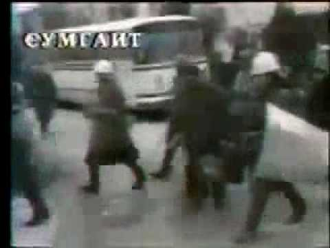 Sumgait Massacre