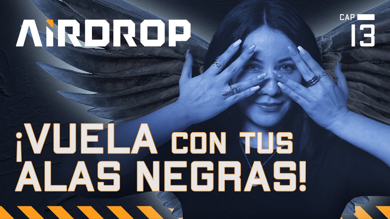 ¡Dale alas negras a tus aspectos! - AIRDROP #13 | Garena Free Fire