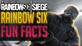 FUN FACTS SPEZIAL | Rainbow Six Siege