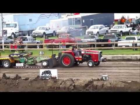 2017 Knox County Tractor pull|Knoxville, Illinois