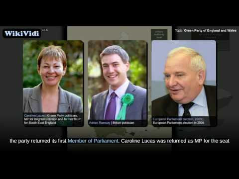 Green Party of England and Wales - WikiVidi Documentary