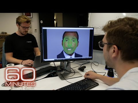 A deepfake version of Bill Whitaker