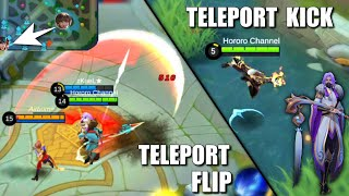 Download Mp3 YI WITH ZILONG S TELEPORT FLIP AND CHOU S LONGEST KICK PLUS OTHER TESTS