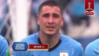 URUGUAY VS FRANCIA: Lo mejor del partido