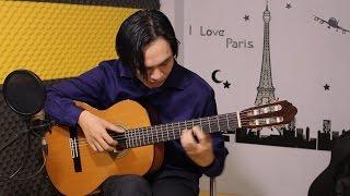 Nguyễn Bảo Chương - Nơi Tình Yêu Bắt Đầu - Guitar solo (Guitar Fingerstyle)
