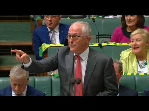 House Question Time 28 March 2018