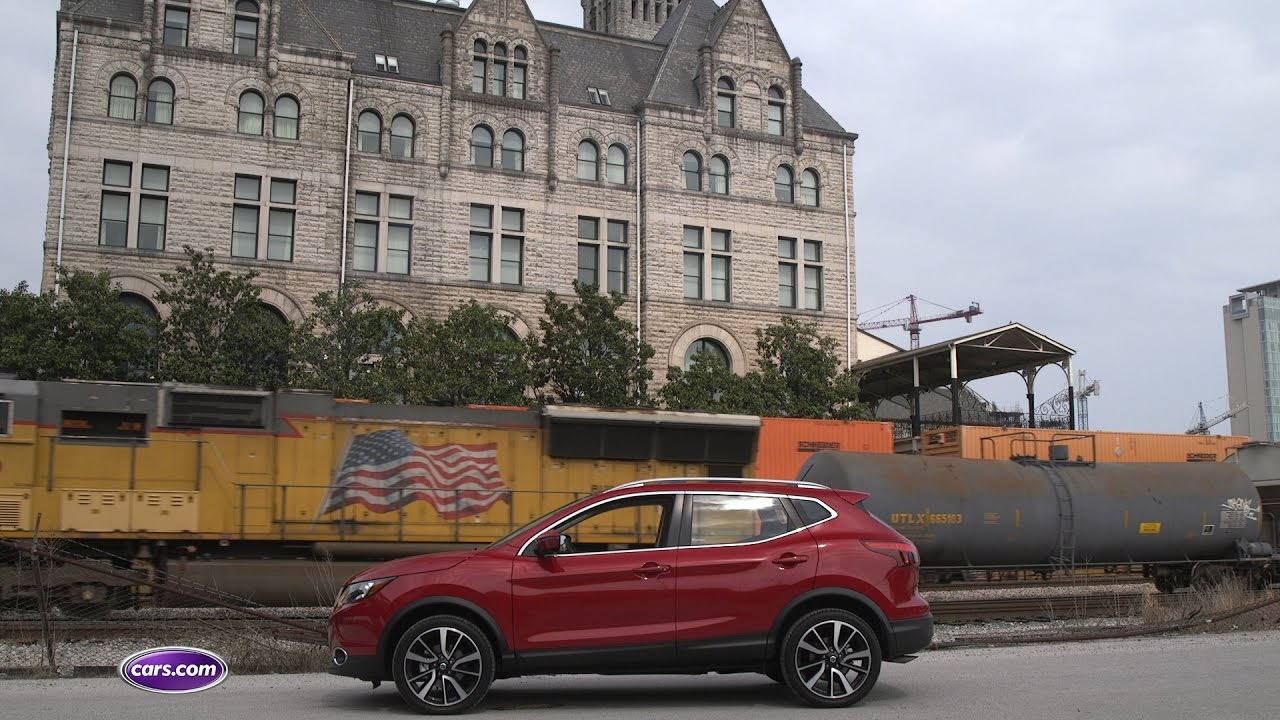 2017 Nissan Rogue Sport Review Youtube