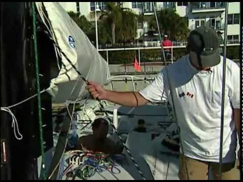 Yachting Key West Race Week 1997