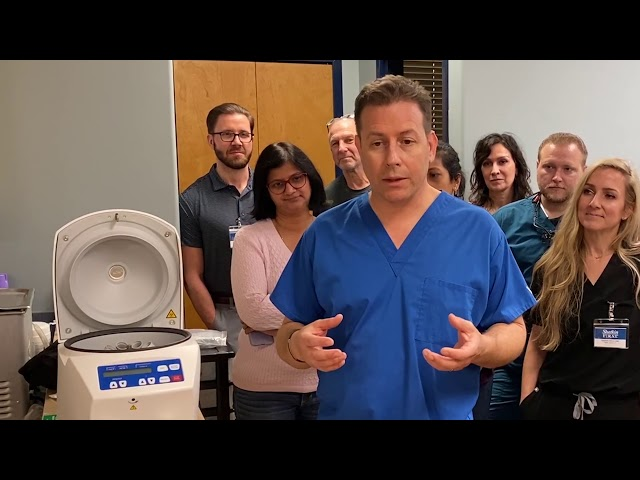 Monday Morning Minute: LPRF Course With Dr. Lasorsa