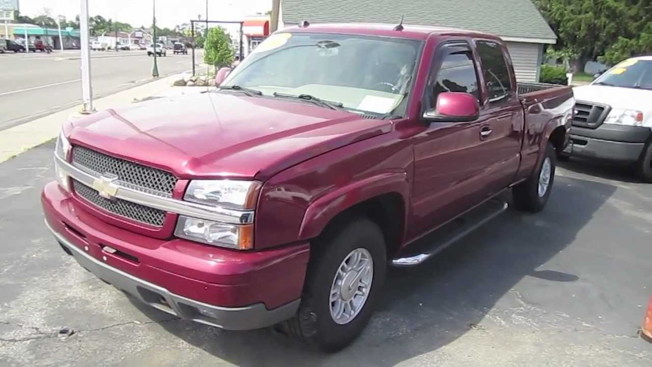 Good 2004 CHEVROLET SILVERADO PICKUP TRUCK START UP, INTERIOR And Review    YouTube