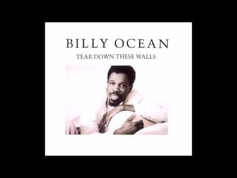 Billy Ocean - Tear Down These Walls (Side Two) - 1988 - 33 RPM