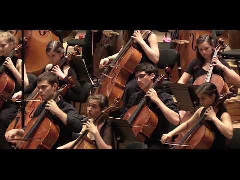 The Young Israel  Philharmonic Orchestra Schubert Symphony no.8 Conductor- Krzysztof Chorzelski