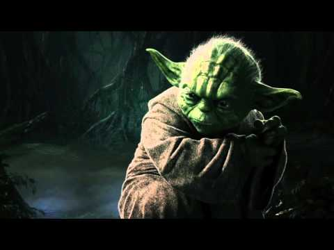 Star Wars  the force theme 24 hours loop