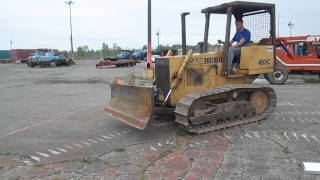1989 Case Bulldozer/ Crawler 450 C
