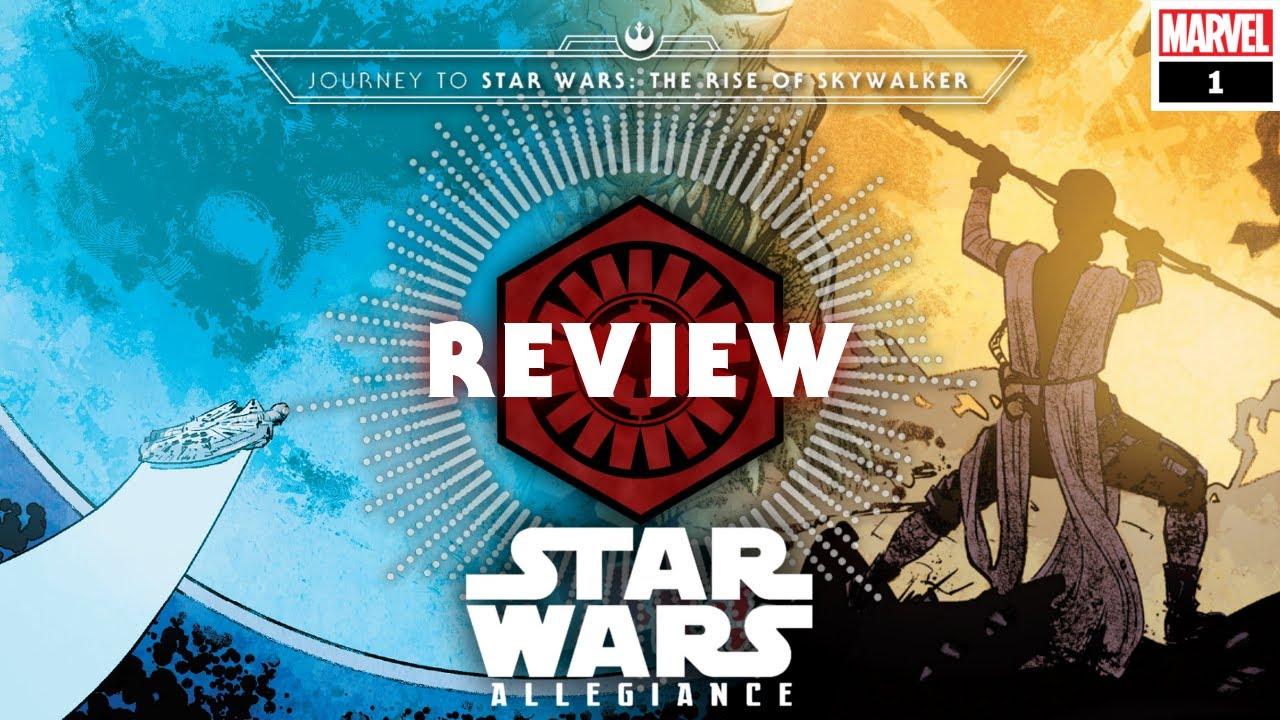 Star Wars Allegiance Part I Journey To Star Wars The Rise Of Skywalker La Tribune De Coruscant Youtube
