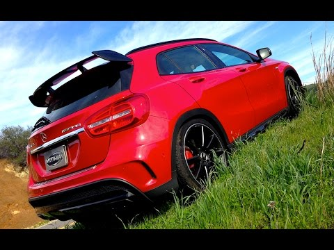 2015 mercedes benz amg gla 45 first drive review youtube. Black Bedroom Furniture Sets. Home Design Ideas