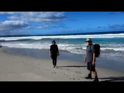 Mike goes to Kangaroo Island with Karmen and John May 2018