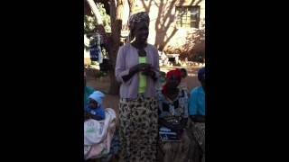 Zimbabwe Candle Making Project