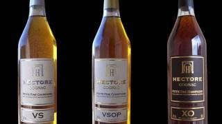 Cognac Hectore XO VSOP VS Pineau des Charentes Petite Champagne